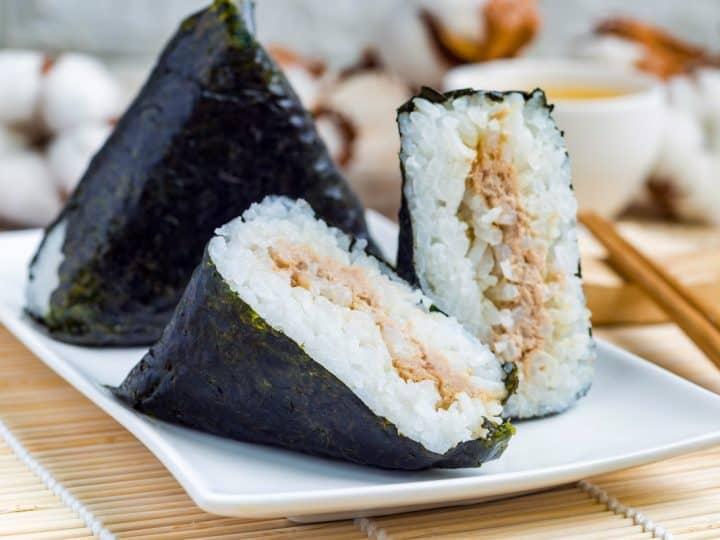 Easy Onigiri Recipe How To Make Japanese Rice Balls At Home