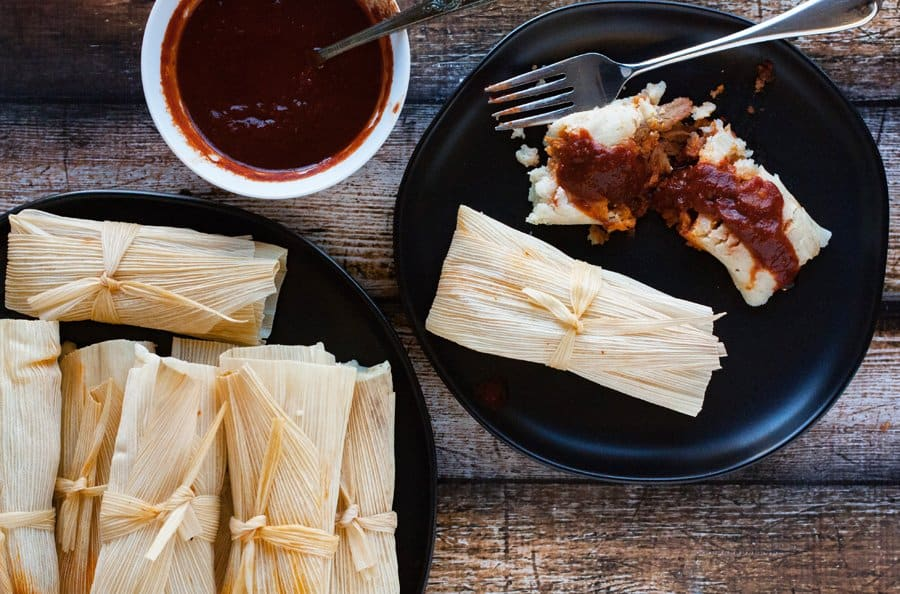 make tamales ready to eat