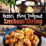 szechuan shrimp pin