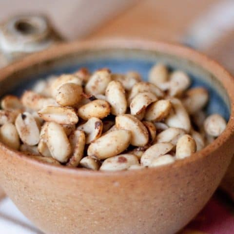 chinese 5 spice peanuts