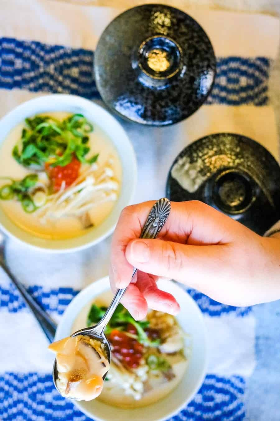 Magical Chawanmushi (Japanese Savory Egg Custard)