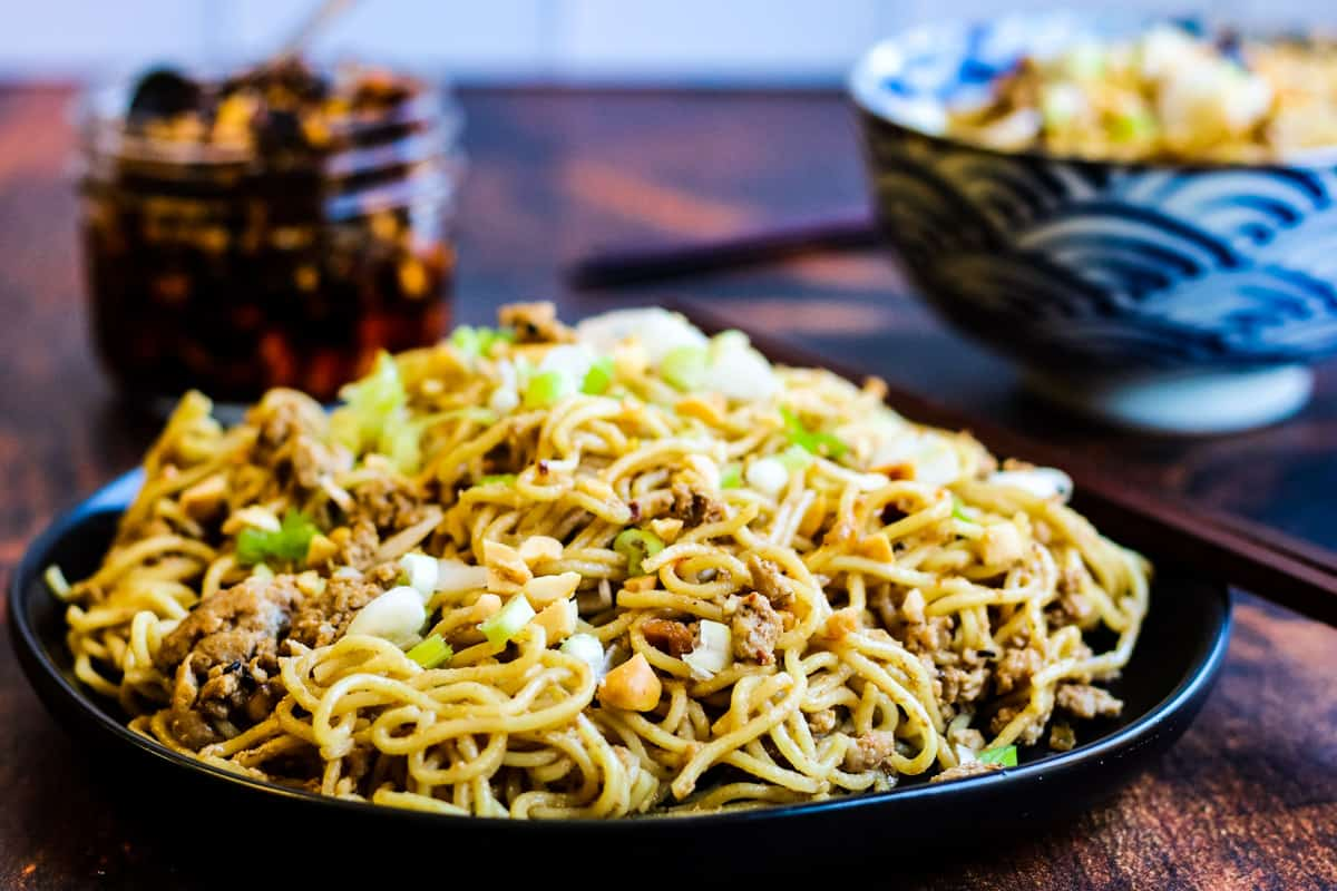 Deliciously Easy Chinese Sesame Noodles