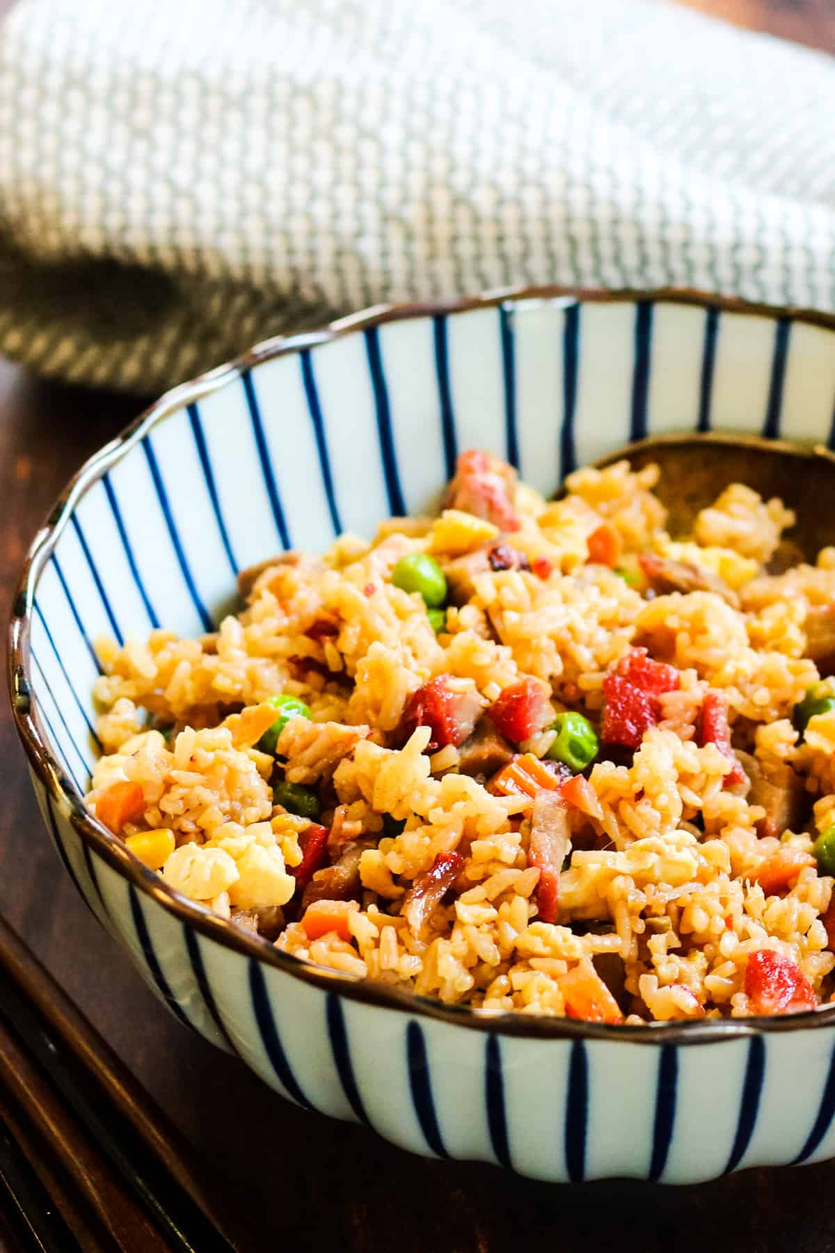The Perfect Pork Fried Rice Recipe