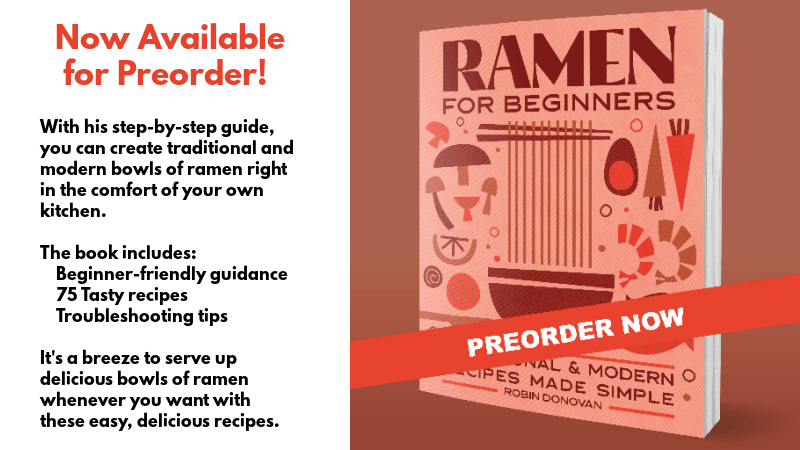 preorder ramen for beginners