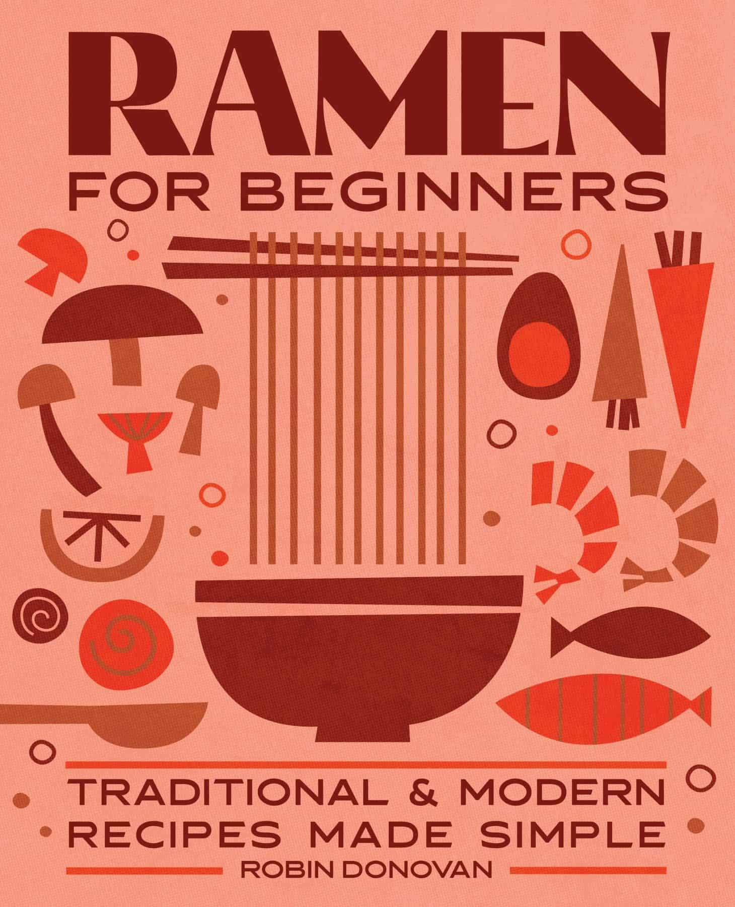 Ramen for Beginners cookbook cover